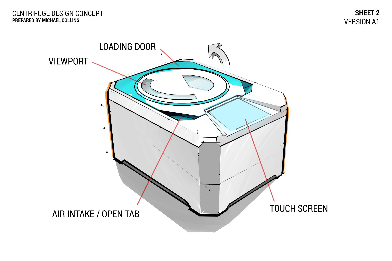 Centrifuge sheet 2
