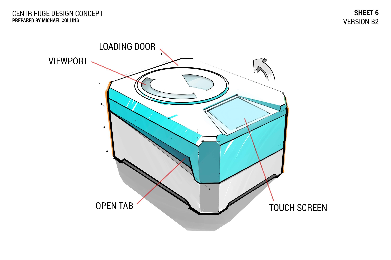 Centrifuge sheet 6