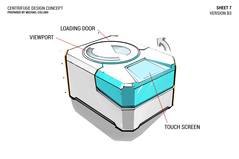 Centrifuge sheet 7