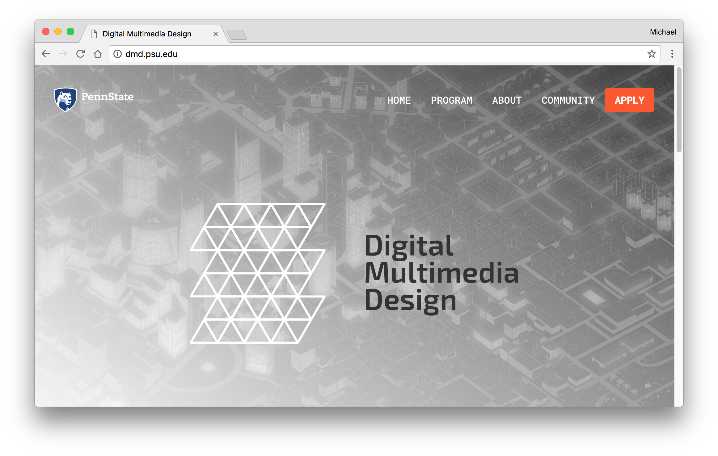 DMD Program Hub