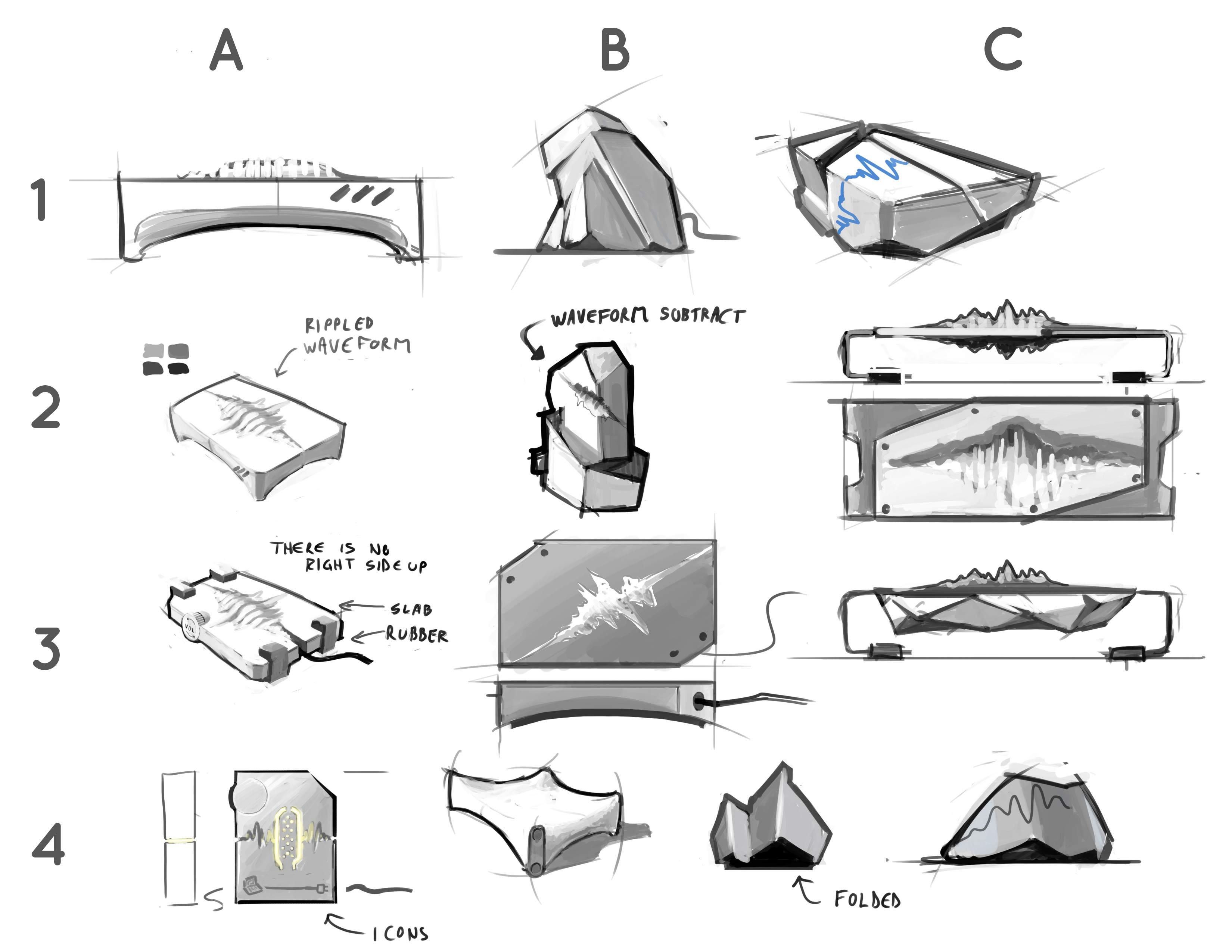 Music Device sheet 1